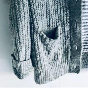 Kimchi Blue Knit Cardigan